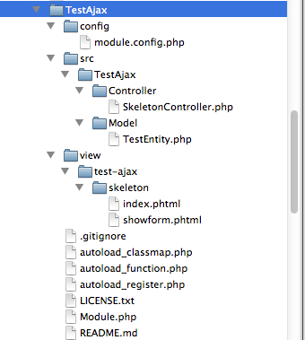 Zend Framework 2 : Using Zend\Form and Ajax   Welcome to