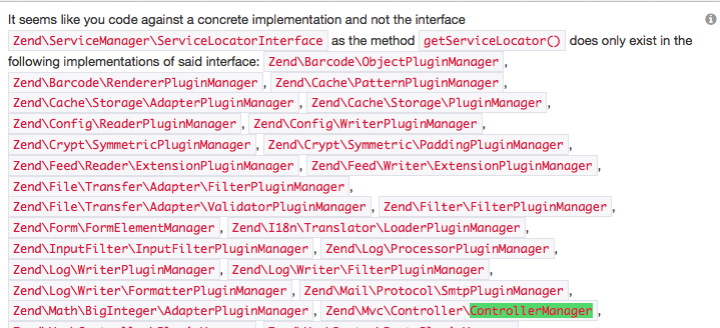 interface-error-implementation